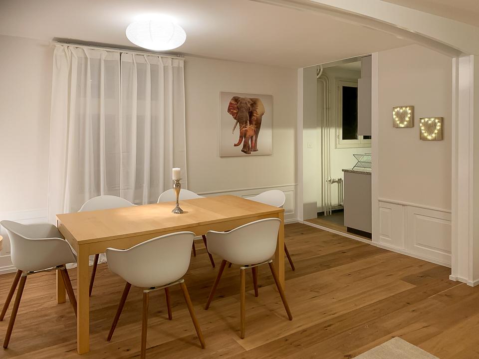 Haus St. Georgen, 3.5 Zi.-Whg. Nr. W5, 9000 St. Gallen,  1.OG