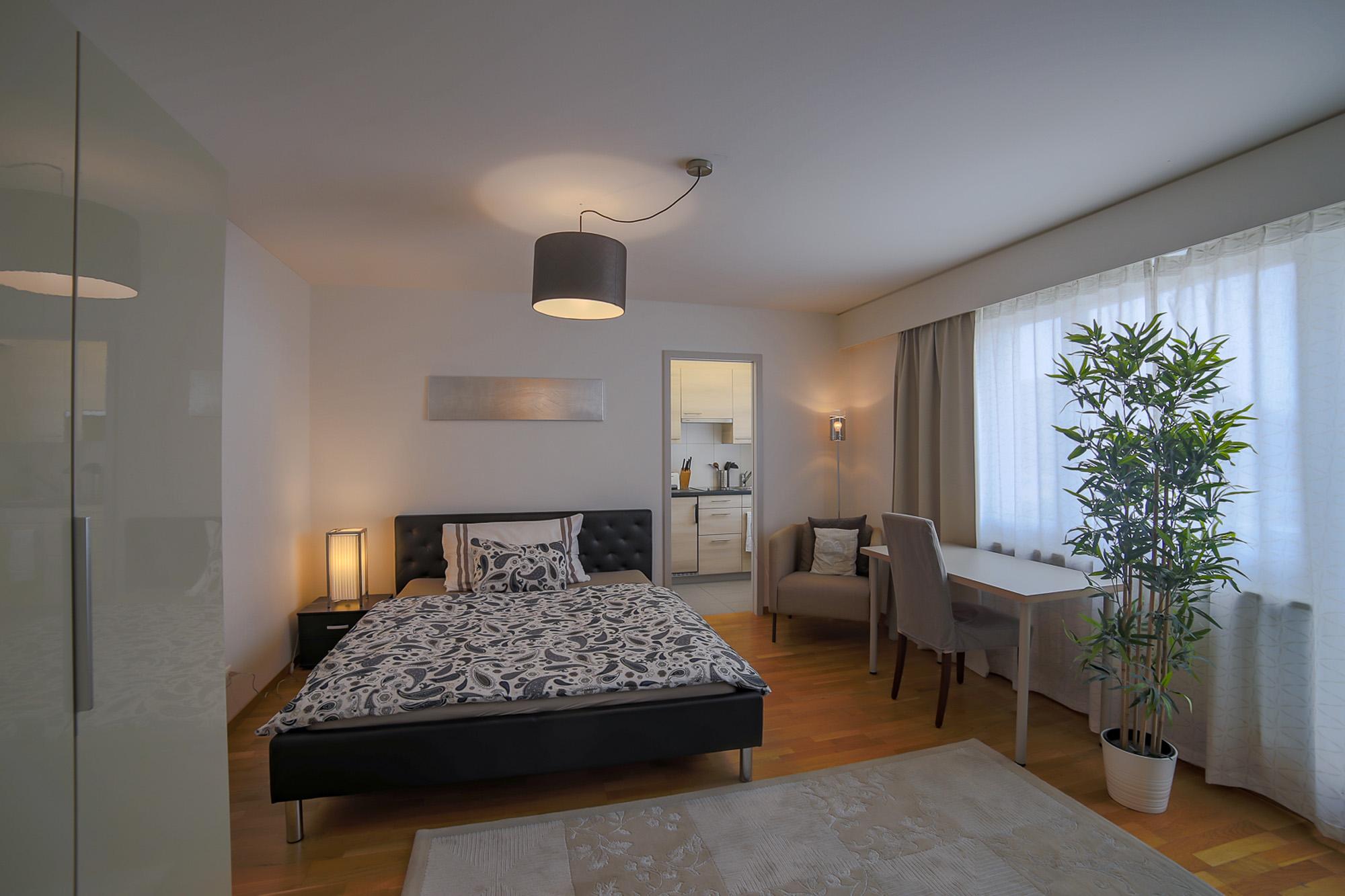 Haus Wildegg, 1.5 Zi.-Whg. Nr. W9, 9000 St. Gallen, 3.OG