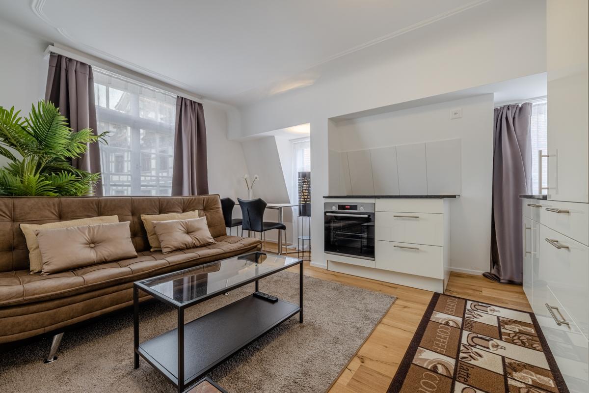 Haus Schwanen, 2.5 Zi.-Whg. Nr. W28, 9000 St. Gallen, 3. OG