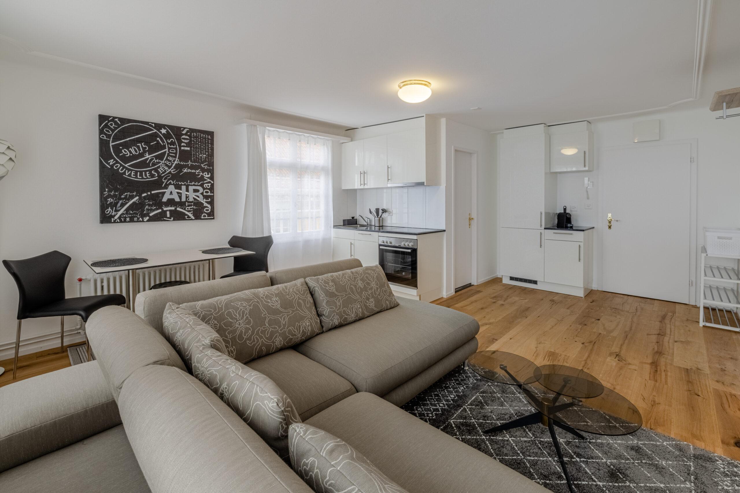Haus Schwanen 2.5 Zi.-Whg., 9000 St. Gallen, W26
