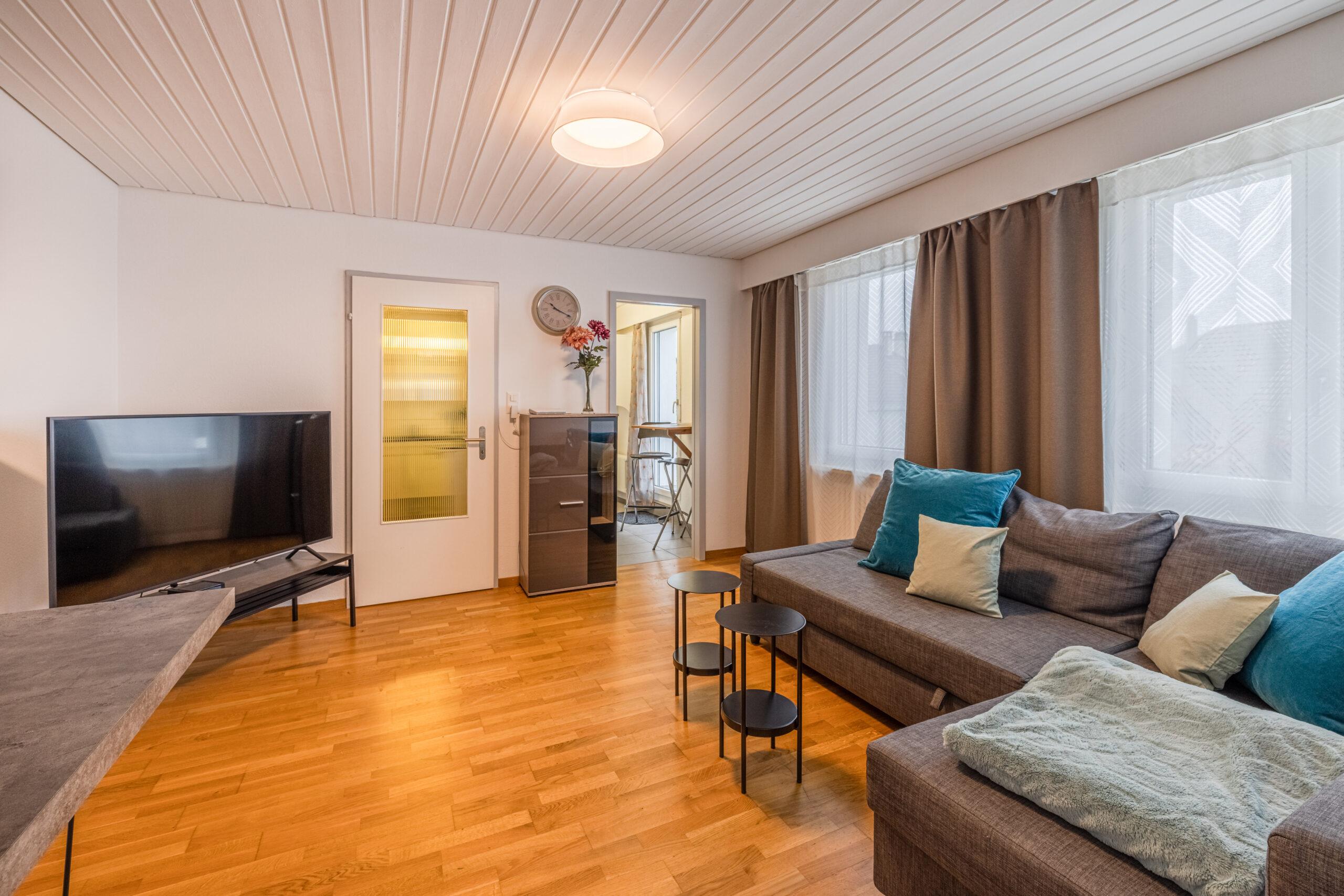 Haus Wildegg, 2 Zi.-Whg., Nr. W10, 9000 St. Gallen, 3. OG